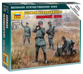 German headquarters 1939-1942 (1:72)