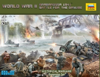 WWII: Barbarossa 1941 - Battle for the Danube Expansion
