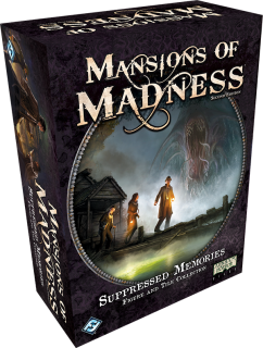 Mansions of Madness: 2nd Edition - Suppressed Memories