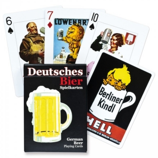 Poker: Deutsches Bier