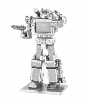 Metal Earth: Transformers - Soundwave
