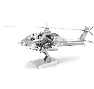Metal Earth: AH-64 Apache