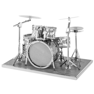 Kovový model Drum Set