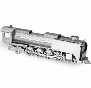 Kovový model Steam Locomotive