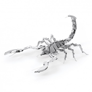 Kovový model Scorpion