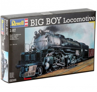 Big Boy Locomotive (1:87)