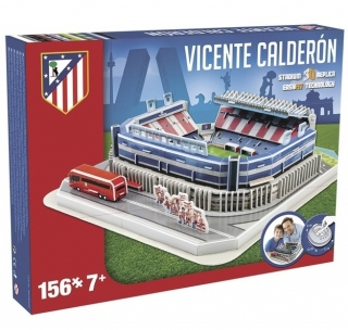 Nanostad: Spain - Vicente Calderon (Atletico de Madrid)