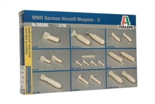 WWII Luftwaffe weapons II