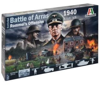 Battle of Arras 1940 - Rommel's Offensive (1:72)