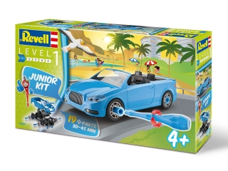 Revell Convertible - kabriolet
