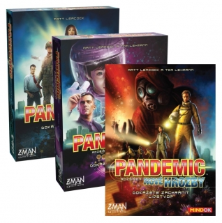 Pandemic - bundle