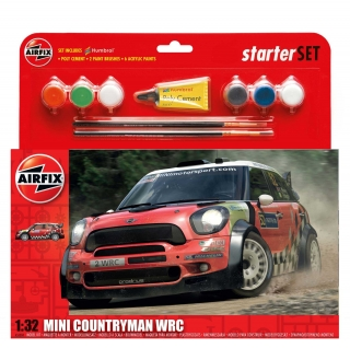 Mini Countryman WRC (1:32)