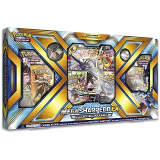 Mega Sharpedo EX Premium Collections