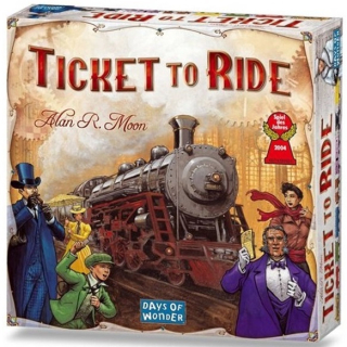 Ticket to Ride /CZ/