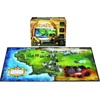 The Lord of the Rings 4D Puzzle: Middle Earth