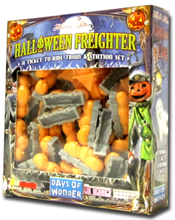 Ticket to Ride: Halloween Freighter