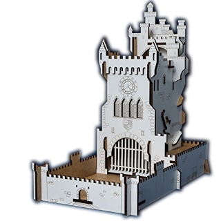 Dice Tower - White Castle
