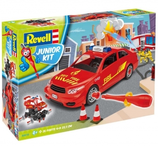 Revell Fire Chief Car