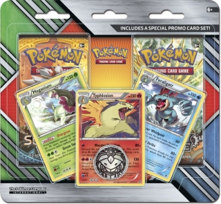 Pokémon: Enhanced 2-Pack Blister