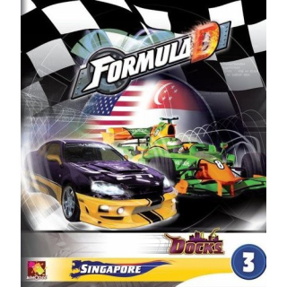 Formula D: Circuits 3 - Singapore/The Docks