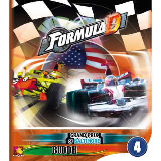 Formula D: Circuits 4 - Grand Prix of Baltimore/Buddh