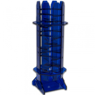 Dice Tower - Sapphire Twister