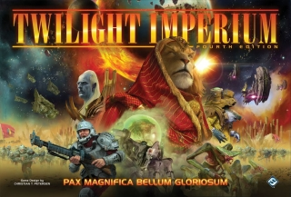Twilight Imperium: 4th Edition /EN/