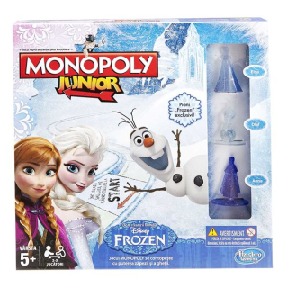 Monopoly Junior: Frozen /CZ/
