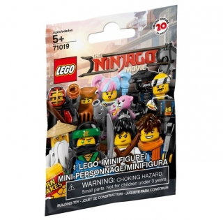 Lego 71019 Minifigurky Ninjago Movie