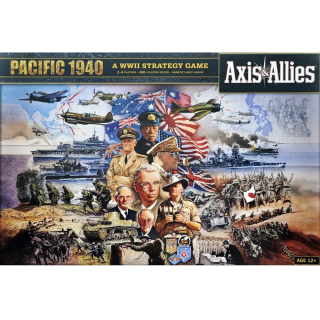 Axis & Allies Pacific: 1940