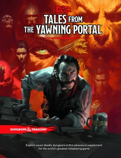 Dungeons & Dragons RPG: Tales From the Yawning Portal