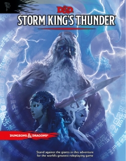 Dungeons & Dragons RPG: Storm King's Thunder