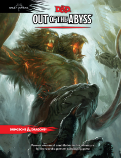 Dungeons & Dragons RPG: Out of the Abyss