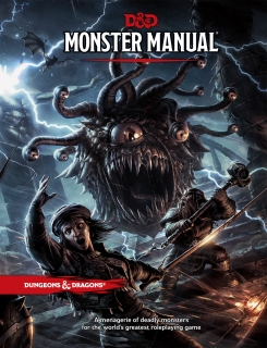 Dungeons & Dragons RPG: Monster Manual