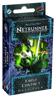 Android Netrunner: First Contact