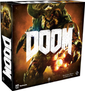 DOOM: The Board Game /EN/