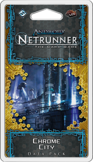 Android Netrunner: Chrome City