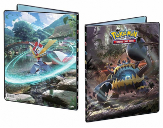 Pokémon: SM4 Crimson Invasion - A4 album na 180 karet
