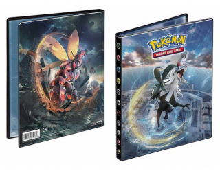 Pokémon: SM4 Crimson Invasion - A5 album na 80 karet