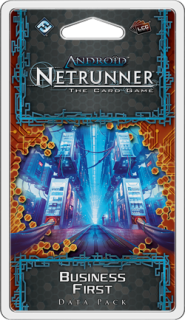 Android Netrunner: Business First
