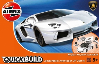 Airfix Quick Build - Lamborghini Aventador LP 700-4
