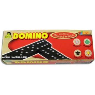 Made Domino 28ks dřevěné