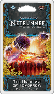 Android Netrunner: The Universe of Tomorrow