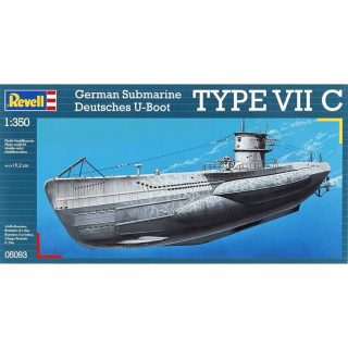 U-Boot Type VIIC (1:350)