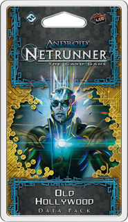 Android Netrunner: Old Hollywood