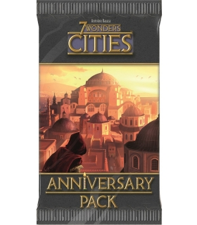 7 Wonders: Cities - Anniversary Pack