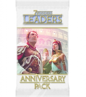 7 Wonders: Leaders - Anniversary Pack