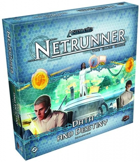 Android Netrunner: Data and Destiny Expansion