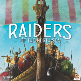 Raiders of the North Sea /EN/