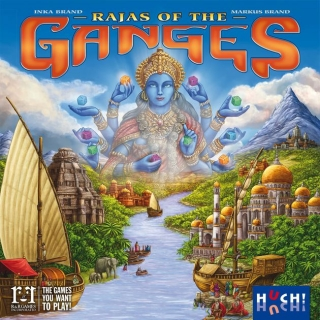 Rajas of the Ganges /EN/